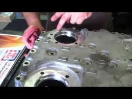 allison transmission filter change youtube