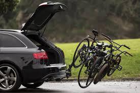 audi bicycle drop arm hatch 4 bike rack u2013 inflight bike systems