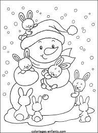Coloriage de Noël à imprimer sur coloriagesenfantscom