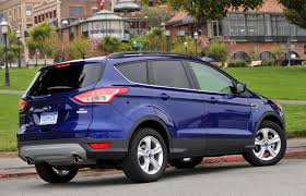 Ford Escape 2013 - winding road quick drive 2013 ford escape se 1 6 ecoboost
