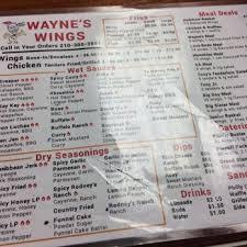 wayne u0027s wings 164 photos u0026 264 reviews chicken wings 2427