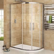 800 Shower Door Ibathuk 1200 X 800 Mm Right Offset Quadrant Easy Clean Shower