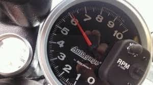 autogage moster tach install youtube