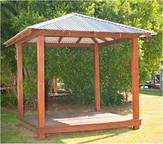 Patio Gazebo Ideas by Wooden Gazebo Australia Gazebos And Pergolas Pinterest