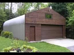 prefab steel garage picture collection of prefab garage youtube