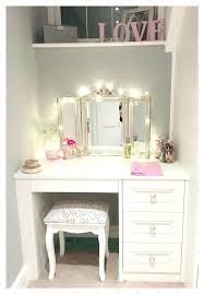 vanity make up table best lighting for makeup table agustinanievas com
