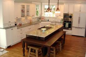 kitchen and home interiors kitchen island dining table combo medium size of island with table