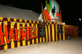 circus haunted house ideas