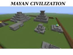 mayan empire map mayan civilization minecraft maps other misc gamebanana