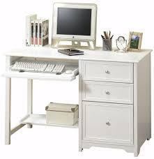 Small Desk With File Drawer Amazing Of White Desk With File Drawers Small Student In Ordinary