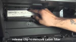 how to replace cabin air filter chevy cruze youtube