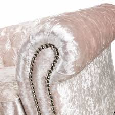 Chesterfield 3 Seater Sofa by Glitz Chesterfield 3 Seater Fabric Sofa U2013 Oyster