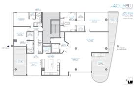 Parc Imperial Floor Plan by Aquablu Fort Lauderdale New Condos For Sale Bogatov Realty