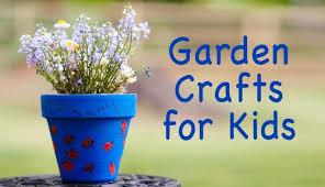 Garden Crafts For Children - gardencrafts jpg resize u003d500 288