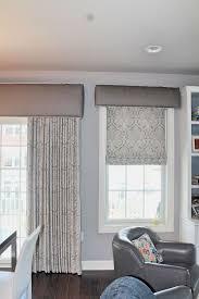 roman shades gallery window works