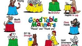 table manners table manners not cool anymore by thot4food ifood tv