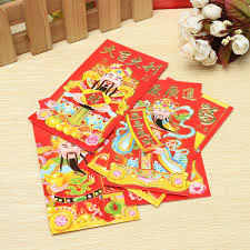 new year money bags 6pcs wealth chinatown festival envelope lucky