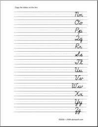 free cursive printables cursive is still relevant when kids get