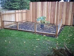 Ideas For Fencing In A Garden Garden Fence Panels Ideas Peiranos Fences Garden Fence Panels