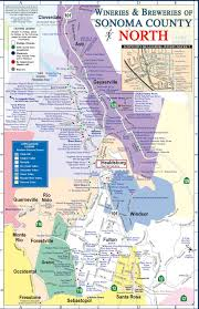 Tomales Bay Map Northern Sonoma Wine Map Wine Country Pinterest