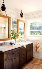 bathroom lighting the insideng california wine country cottage