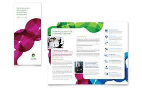 office brochure templates microsoft office tri fold brochure template csoforum info