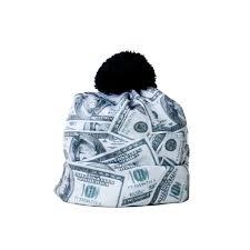 money baller beanie hat shelfies