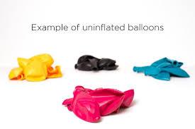 inflated helium balloons delivered byebye scram cheerio goodbye seeyoulater balloon