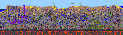 All Items Map Terraria Terraria Will Ruin Your Life In A Good Way Hands On Joystick