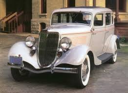 1934 ford deluxe fordor howstuffworks