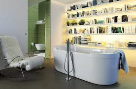 Bathtub Books 15 Ingenious Bathrooms That Embrace Your Love For Books