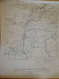 State Map Of New Mexico by Chloride New Mexico Vironevaeh