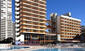 dynastic hotel benidorm costa blanca on the beach