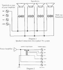 70 volt speaker troubleshooting