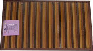 stuoia bamboo tappeto stuoia bamboo pedana degradè antiscivolo passatoia