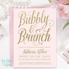 invitations for bridal luncheon dahlia flower mimosa bridal shower invitation bridal luncheon