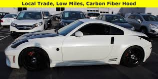 grey nissan altima coupe used 2008 nissan 350z for sale louisville ky