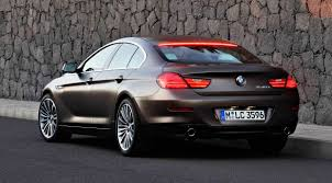 bmw gran coupe bmw gran coupe four door joins 6 series range reviews prices