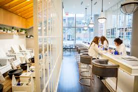 the top 5 nail art salons in toronto