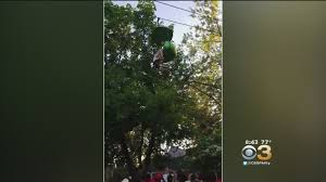 crowd catches falling from park ride fox8