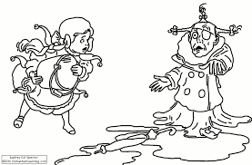 halloween coloring pages stories poems enchanted learning
