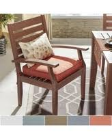 Patio Chair Fabric Amazing Dining Chair Cushions Deals