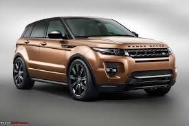 modified land rover 2014 range rover evoque upgraded team bhp