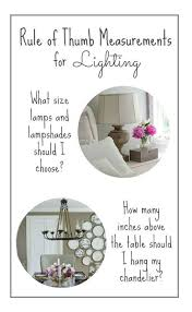 How High To Hang Chandelier Choosing Hanging Lighting Must Tips Driven By Decor