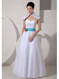 wedding dresses with blue color wedding dresses in blue