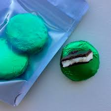 new product medicated peppermint patties champlain valley