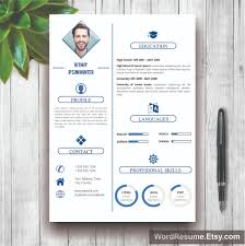 Simple Resume Templates Simple Resume Template With Photo Cover Letter U2013 U201crithhy Ipsum