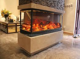 Custom Electric Fireplace by Compare Prices On Double Sided Fireplace Online Shopping Buy Low