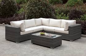 Patio Coffee Table Set by Somani Cm Os2128 13 Outdoor Patio Sofa U0026 Coffee Table Set