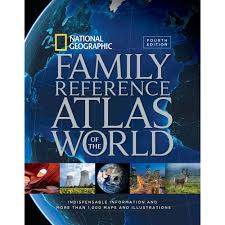 Geography Of Virginia World Atlas by Road U0026 World Atlas Maps National Geographic Store